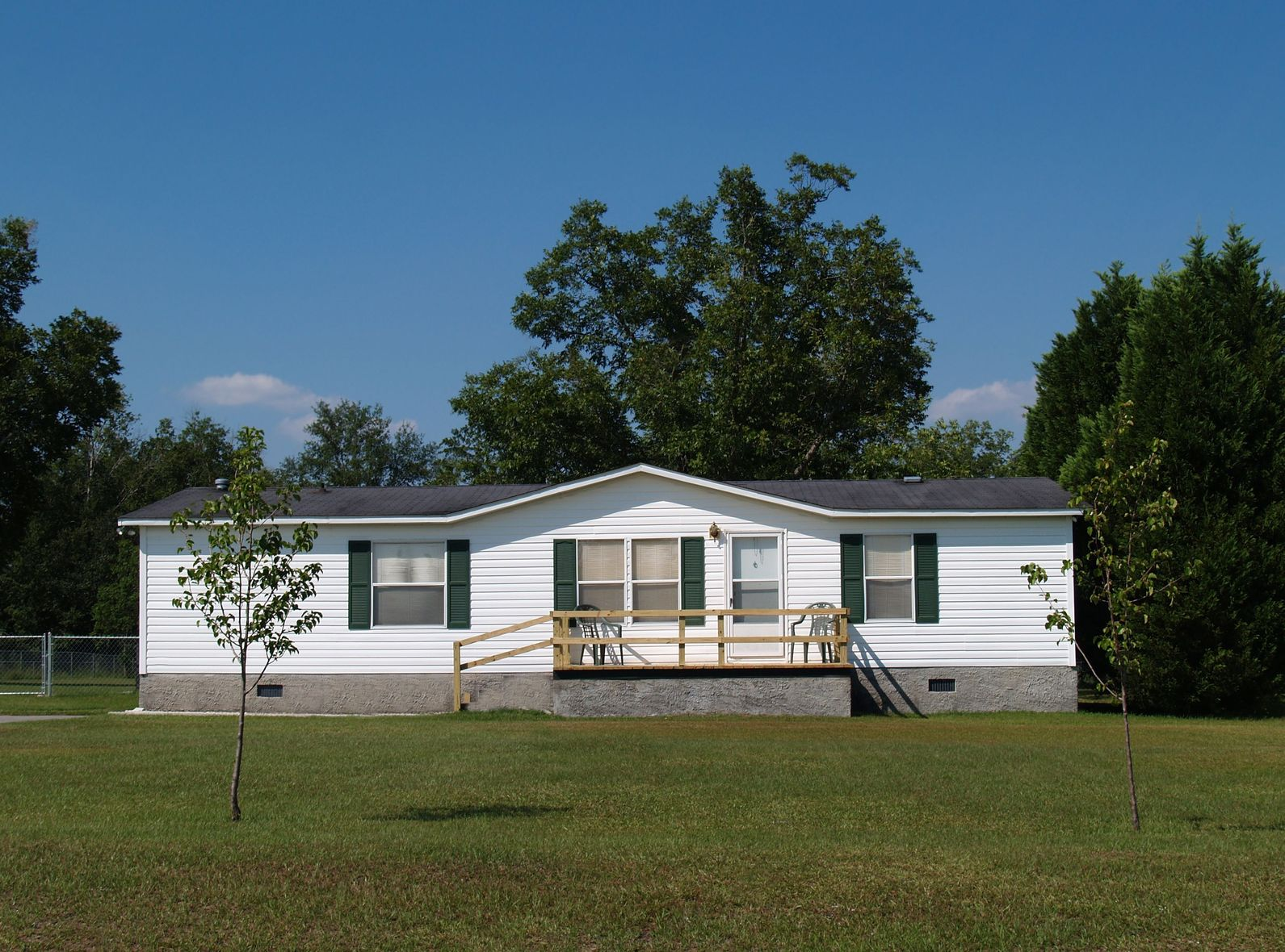 Lake Charles, LA.  Mobile Home Insurance